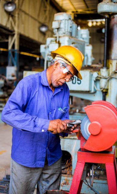 Produksjonsutstyr går gjennom en lang utviklingsprosess